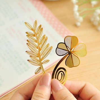 1 pcs Delicate mini metal bookmark China creative wind contracted classic fine arts bookmarks Students gift Arts crafts gift
