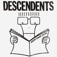 Descendents Poster Flag