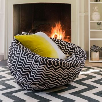 Zig Zag Chair Cocoon Chair