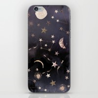 Constellations  iPhone & iPod Skin by Nikkistrange