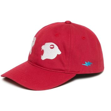 rarepanther — CHERRY RP-13© FACING PANTHER CAP