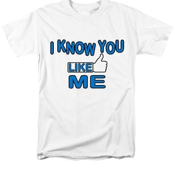 I know you like me T-Shirt for Sale by Laszlo Toth
