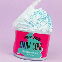 Snow Cone Whipped Soap