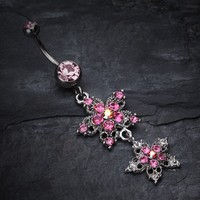 Fleur Glorieux Belly Button Ring