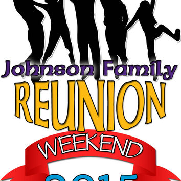 Brand New Custom Personalized Family Reunion Shirts T-shirt All Sizes! #3