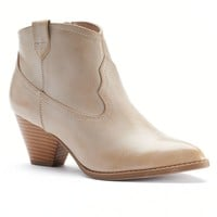 SONOMA life + style Women's Western Ankle Boots