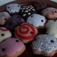 Pastry-San 1 Dozen Mini Plushies