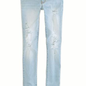 AEO Women's Jegging (Antique Sky)