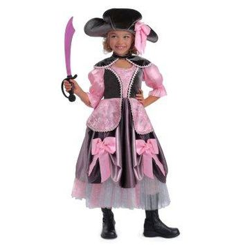 Girls Vivian the Pirate Costume