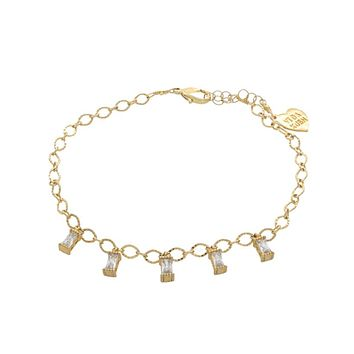 The Duchess Square Cut Anklet