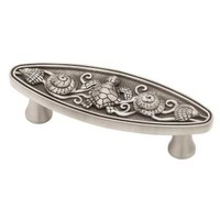 Liberty, 3 in. Seaside Oval Cabinet Hardware Pull, 51750.0 at The Home Depot - Mobile