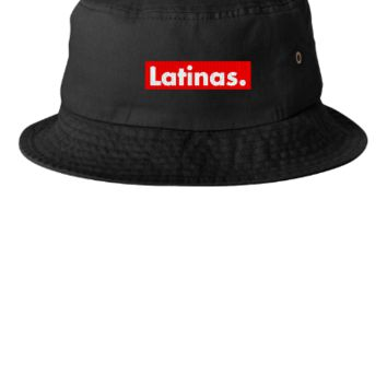 latinas embroidery hat