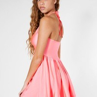 American Apparel - Nylon Tricot Figure Skater Dress