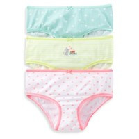 Carter's® 3-Pack Mouse Panties in Assorted Designs