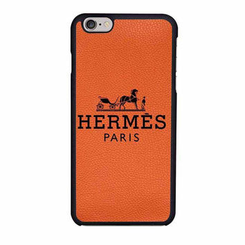 hermes logo iphone 6 6s 4 4s 5 5s 6 plus cases