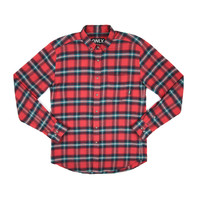 ONLY NY | STORE | Cut & Sew | State Flannel Shirt