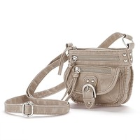 Mudd Anna Mini Crossbody Bag