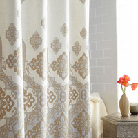 """Marrakesh"" Shower Curtain - Charisma"