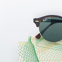 New Ray-Ban® Clubround Sunglasses | Ray-Ban® USA