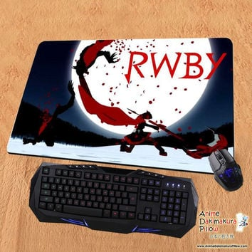 New RWBY Anime Gaming Playmat Multipurpose Mousepad PM39