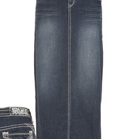 Hydraulic® Long Denim Skirt