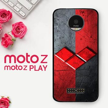Harley Quinn Diamond X0013  Motorola Moto Z Play Case
