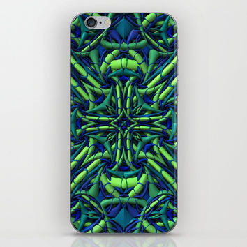Dreadful for a Penny iPhone & iPod Skin by Lyle Hatch