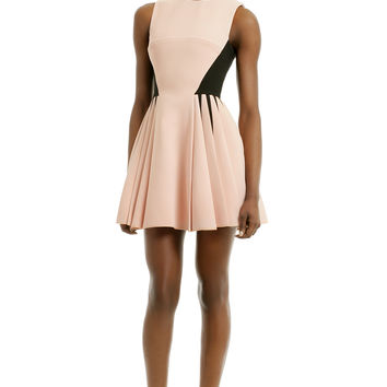 David Koma Blush Vanguard Dress
