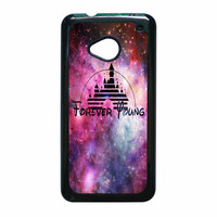 Forever Young Disney Nebula HTC One M7 Case