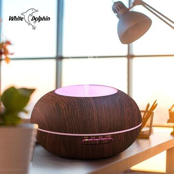 Home Aroma Diffuser Led Light Ultrasonic Diffuser Aromatherapy Air Humidifier