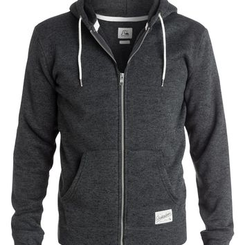 Keller Zip-Up Fleece Hoodie 888701387909 | Quiksilver