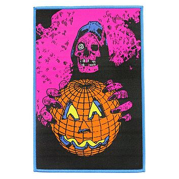 Dungeon Pumpkin Master Large Patch