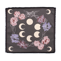 Lunar Wreath Back Patch (Limited Edition)