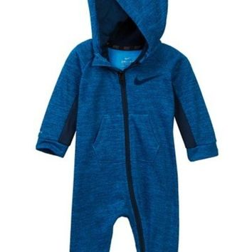 DCCKHB3 Nike | Therma Fit Cross Dyed Coverall (Baby Boys)