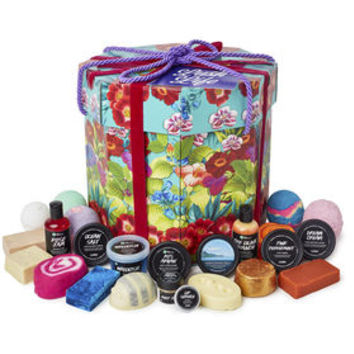 Lush Life Wrapped Gift