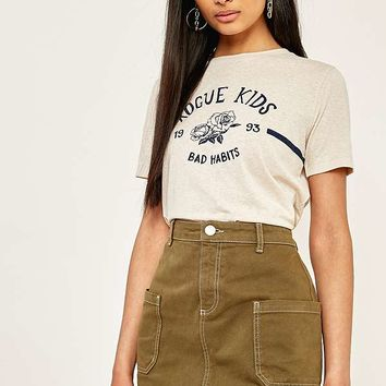 Urban Outfitters Rogue Kids Graphic T-Shirt | Urban Outfitters