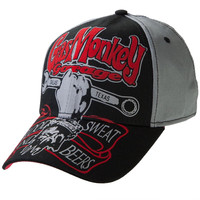 Gas Monkey Garage - Wrench Hand Fitted Baseball Cap