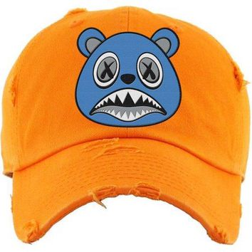 UNC Baws Orange Dad Hat