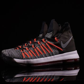 NIKE ZOOM KD9 ELITE HYPER ORANGE