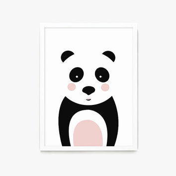 Shop baby room decor bears on wanelo for Panda bear decor