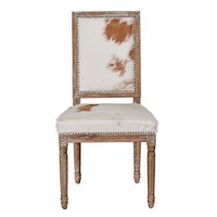 Cowgirl Hide Chair  (Set of 2)