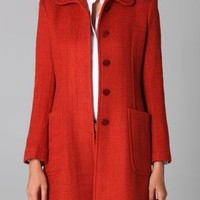 Theory Sonoa Wool Coat