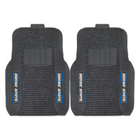 Boise State Broncos NCAA Deluxe 2-Piece Vinyl Car Mats