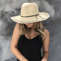 Playa Del Ray Floppy Hat
