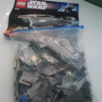 LEGO Star Wars General Grievous 8095 Starfighter with Manual Used Loose