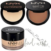 Sunkissed Bronzing + Illuminating Makeup Set