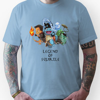 Legend of Squirtle Unisex T-Shirt