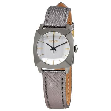 Nixon Luca White Dial Ladies Quartz Watch A401-131-00