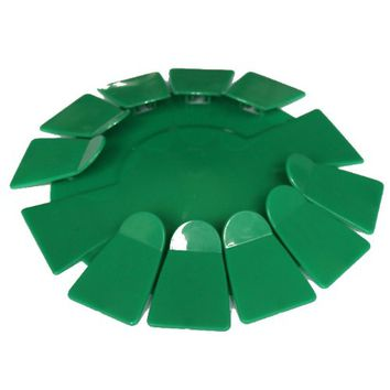 Andux Green All-direction Practice Putting Cup Golf Practice Hole Training Indoor/outdoor Db-02