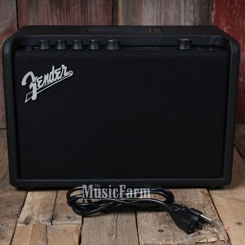 Fender® Mustang GT 40 | Electric Guitar Combo Amplifier